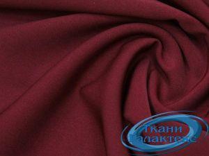Костюмная ткань нано стрейч 16661/C#2 бордо