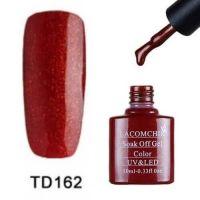 Lacomchir TD 162 гель-лак, 10 мл