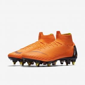 Бутсы NIKE MERCURIAL SUPERFLY 6 ELITE SG-PRO AC AH7366-810