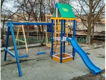 """Уличная Детская площадка """"Макс Пират"""""""