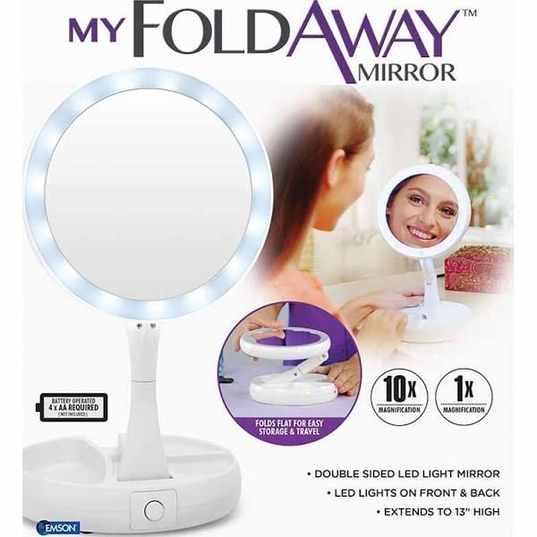 Зеркало «MY FOLD AWAY MIRROR»