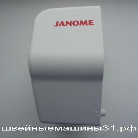 Крышка левая #2 JANOME     цена 400 руб.