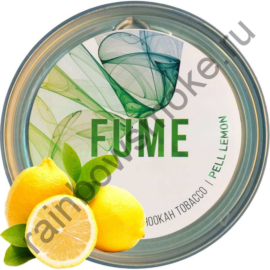 Fume 250 гр - Pell Lemon (Лимон)