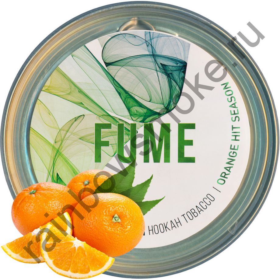 Fume 250 гр - Orange Hit Season (Апельсин Хит Сезона)