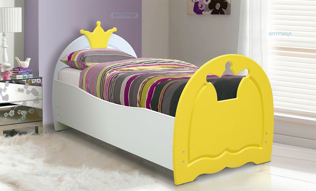 """Кровать детская """"Корона"""" (от 700 до 800)"""