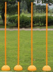 Стойка с базой для дриблинга футболистов 150 см
