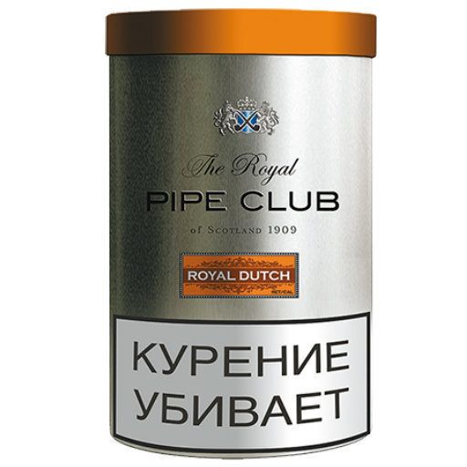 Табак трубочный Royal Pipe Club Royal Dutch