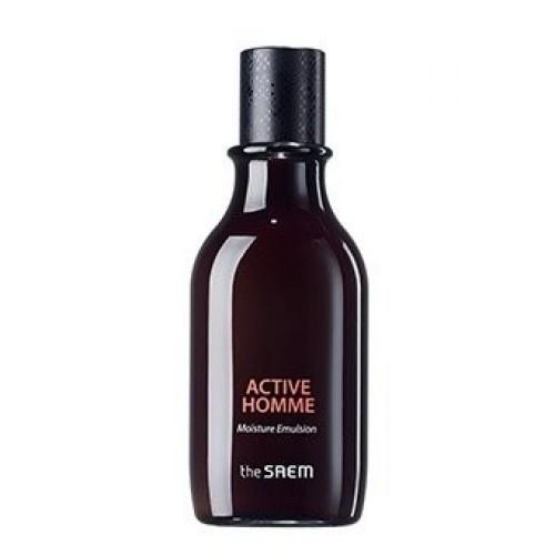 The SAEM Active Homme Эмульсия для мужской кожи увлажняющая Active Homme Moisture Emulsion 160ml