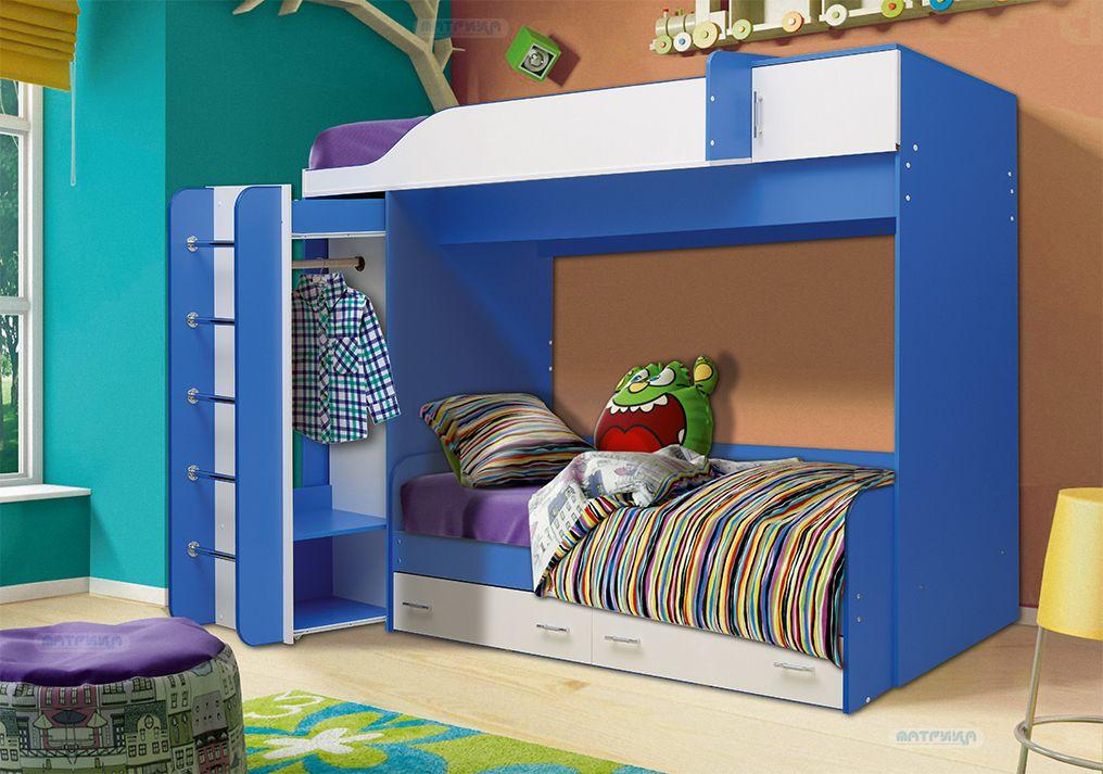 Кровать 2-х ярусная Юниор - 8