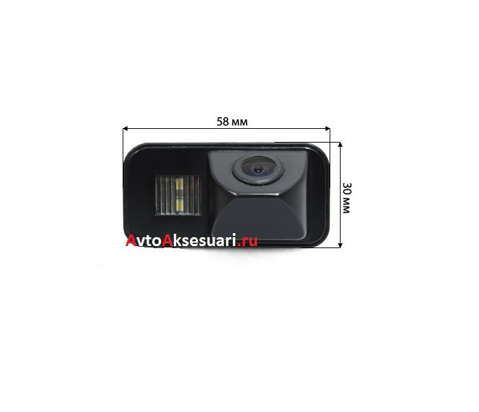 Камера заднего вида для Toyota Sienna (III) 2010+