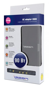 адаптер IPPON AC adapter S90U