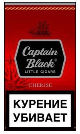 Сигариллы Captain Black Cherry