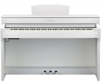 YAMAHA CLP-545WH Цифровое пианино серии Clavinova
