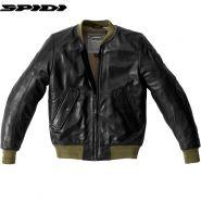 Мотокуртка Spidi Super, Черно-зеленая