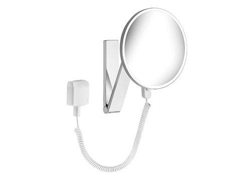 Поворотное косметическое зеркало с подсветкой Keuco iLook_move 17612 ФОТО