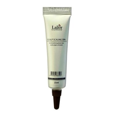Пилинг для волос 15мл Scalp Scaling Spa Ample Lador