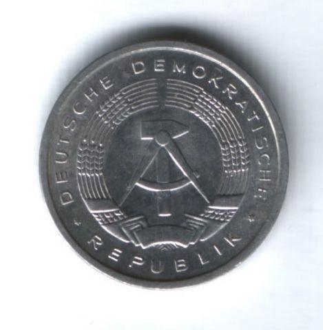1 пфенниг 1980 г. ГДР Германия