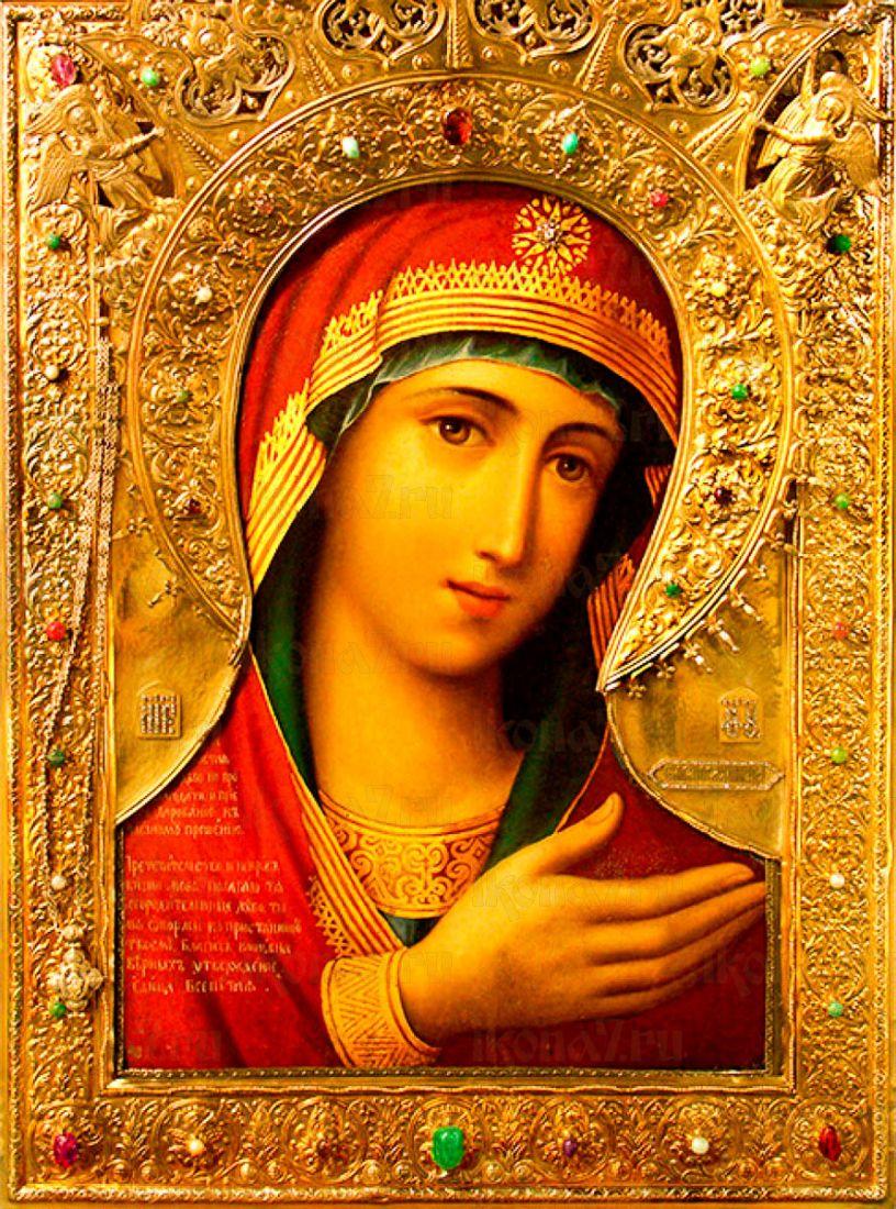 чудотворная икона божьей матери картинки данном разделе