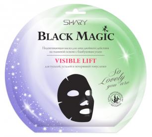 """Shary"" Black Magic Подтягивающая маска для лица VISIBLE LIFT. 20г"