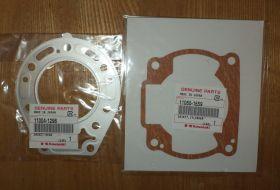 Прокладки под цилиндр и крышку цилиндра KDX200