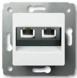 Розетка компьютерная Legrand Cariva (арт.773642)