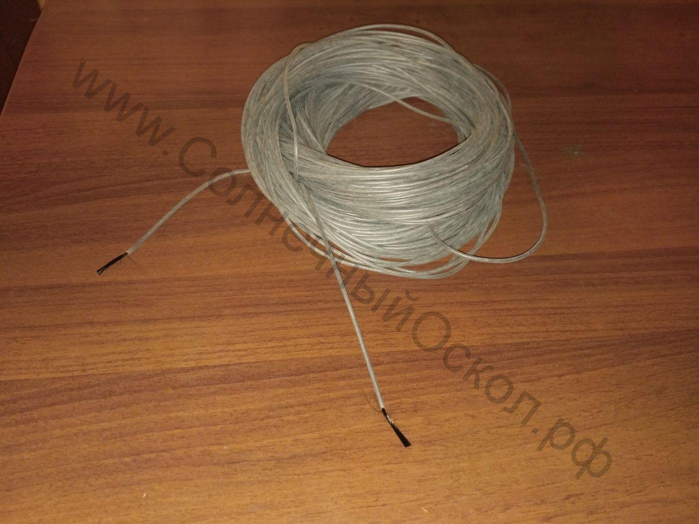 Инфракрасный нагревательный кабель из углеродного волокна на 220В