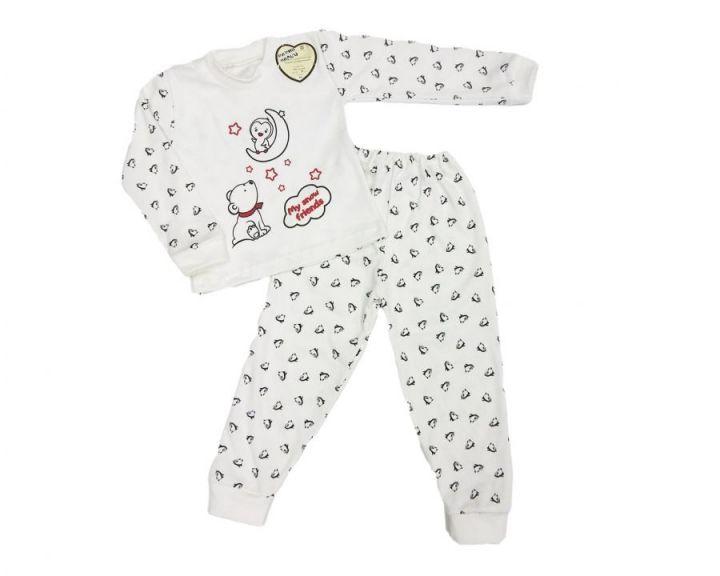 Пижама универсальная A-PJ023-ITpk (интерлок-пенье)