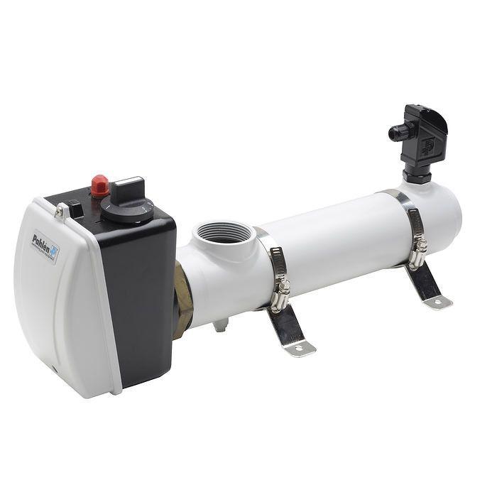 Электронагреватель Pahlen с датчиком потока 9 кВт (нерж.)