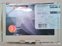 Адаптеры для багажника Mazda 3 (sedan, hatchback) 13-..., Атлант, артикул 7155