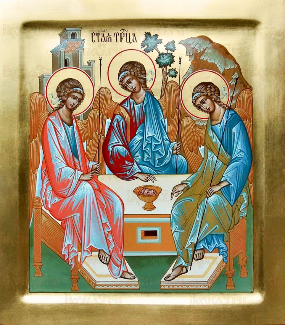 Икона Троица