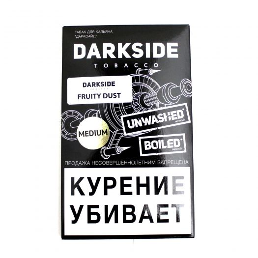 Табак для кальяна Dark Side Medium Fruity Dust
