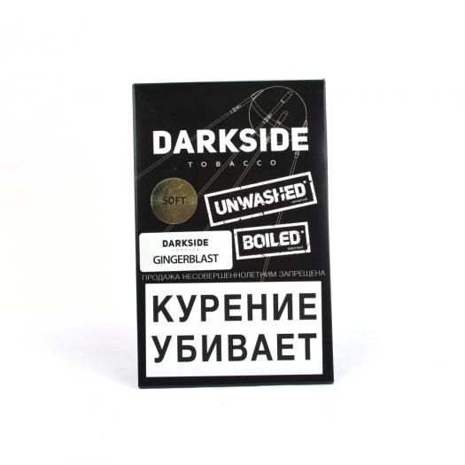 Табак для кальяна Dark Side Soft Gingerblast