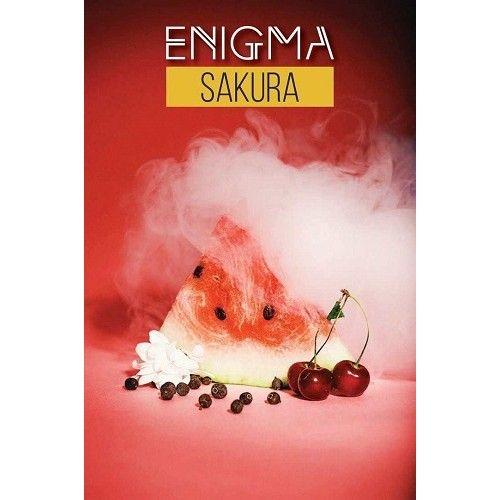 Табак для кальяна Enigma Sakura