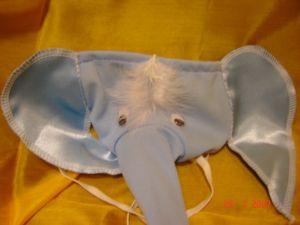 Трусы - слоник