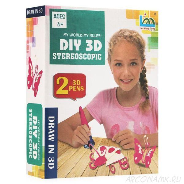Набор для детского творчества Diy 3D Stereoscopic