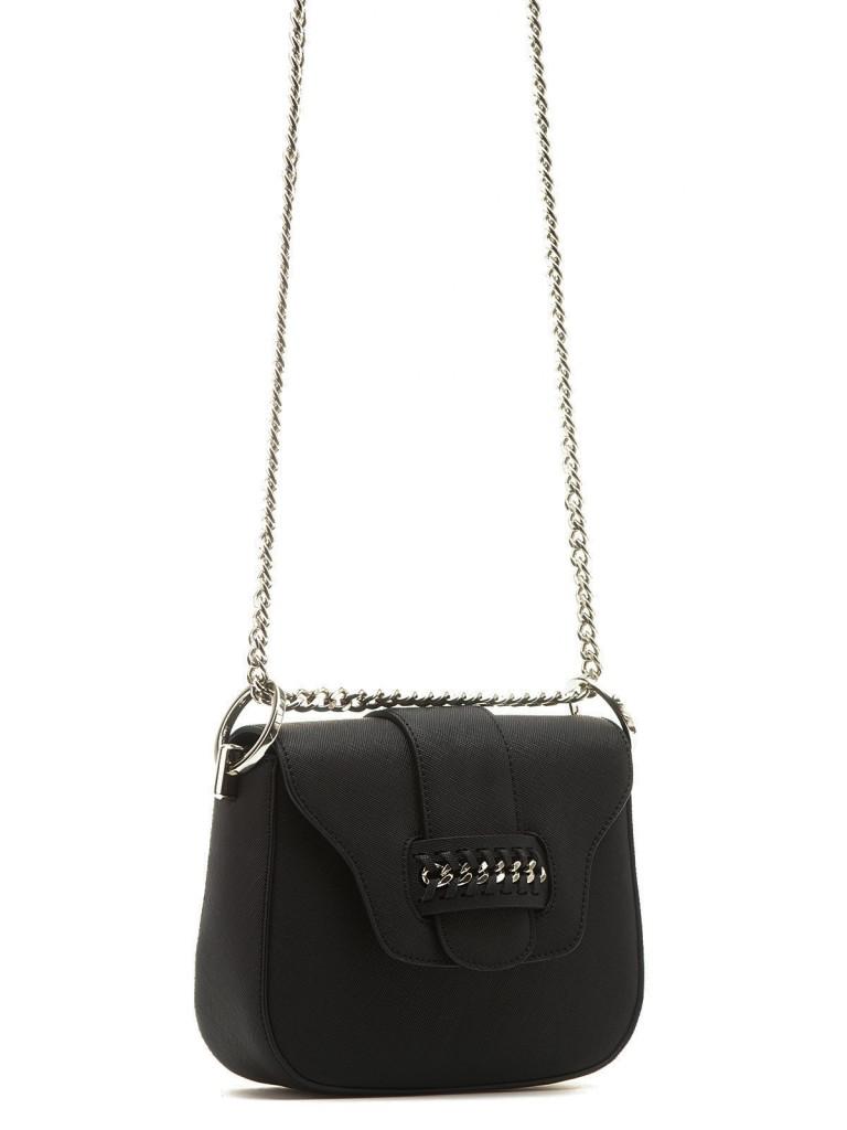 0f4545c19021 Черная сумочка через плечо Labbra L-A185 Черный