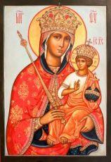Галатская икона Божией Матери