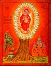 Елецкая Черниговская икона БМ