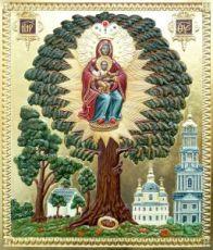 Елецкая Черниговская икона Божией Матери