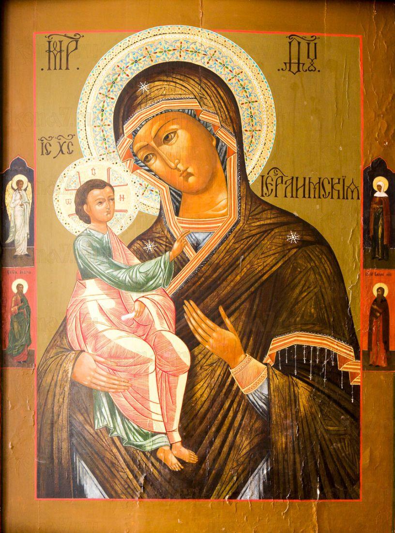Иерусалимская икона Божией Матери (копия старинной)