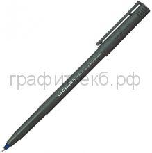 Ручка-роллер UNI Ball Micro синий 0,5мм UB-104
