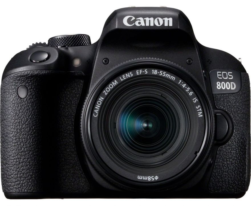 Canon EOS 800D Kit 18-135 IS USM NANO