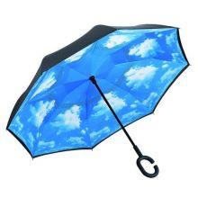 Зонт Наоборот, Небо