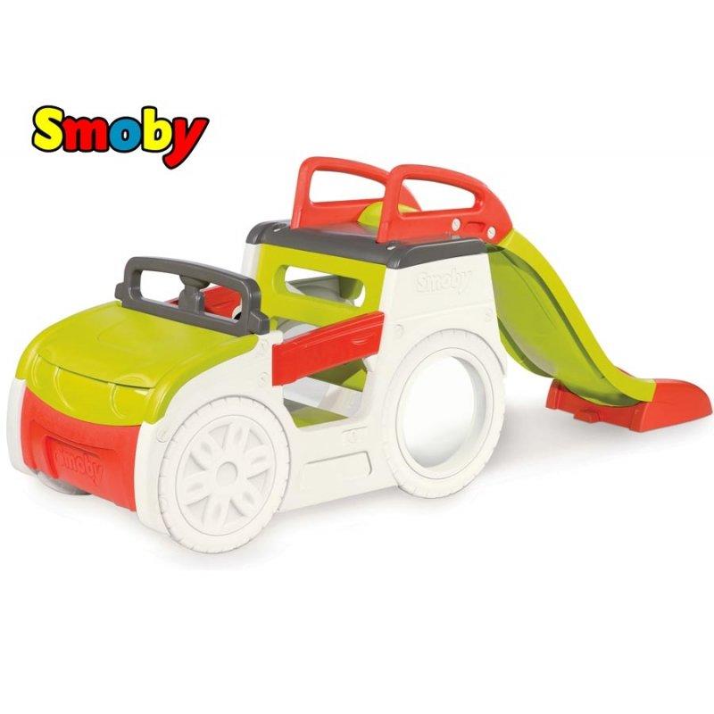Горка автомобиль приключений SMOBY 840200