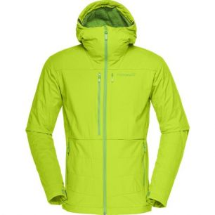 Norrona Lofoten Powershield Pro Alpha Jacket - Men's Birch green