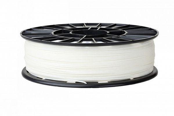 Rec abs пластик для 3d принтера ø1.75 белый 0,75кг