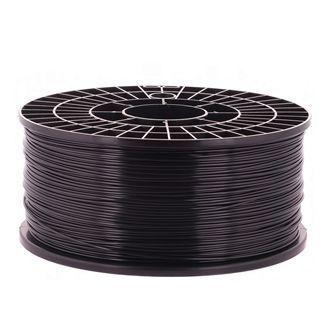 Fdplast abs пластик для 3d принтера ø1.75 черный 1кг