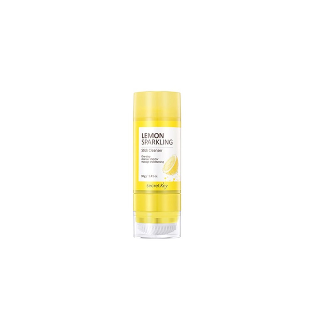 Secret Key Lemon Стик очищающий Lemon Sparkling Stick Cleanser 38гр