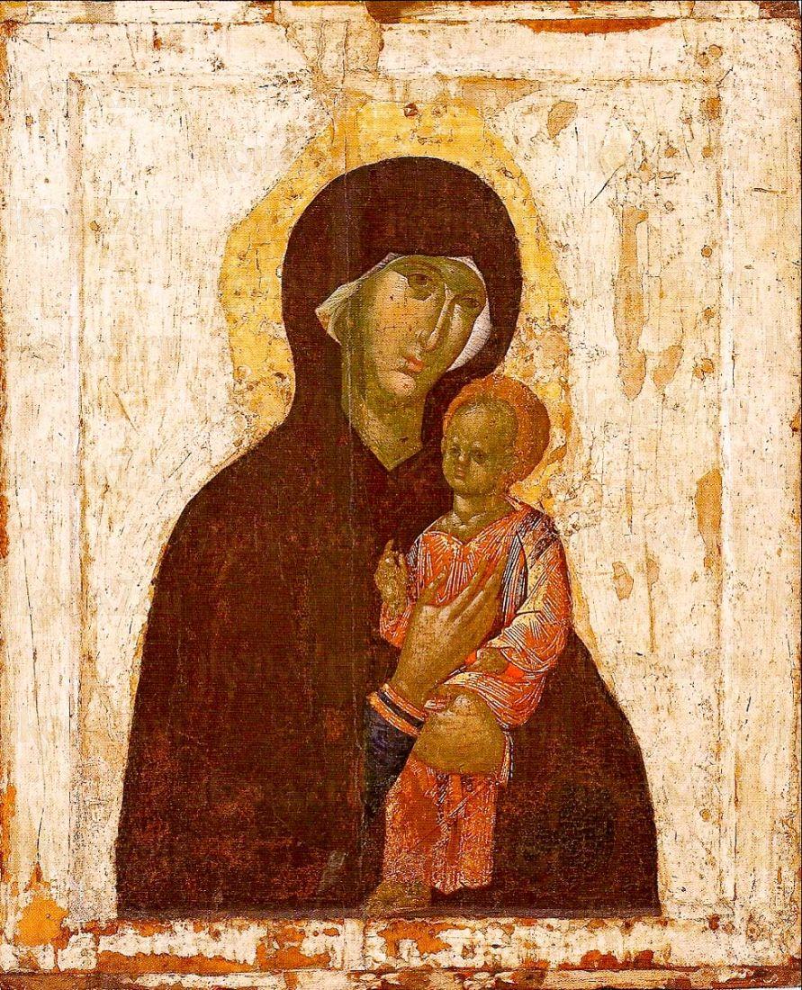 Пименовская икона Божией Матери (копия старинной)