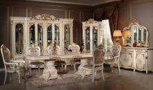 Стол BATICELLA обеденный 2,4-3,2 м